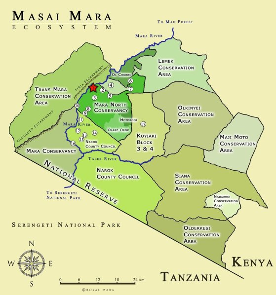 maasai-mara-location